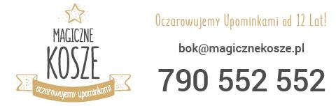 Magiczne Kosze i Zestawy Świąteczne dla firm, Warszawa, Wrocław, Poznań, Kraków, Gdańsk, Katowice